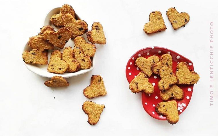 Biscotti semplici e consapevoli
