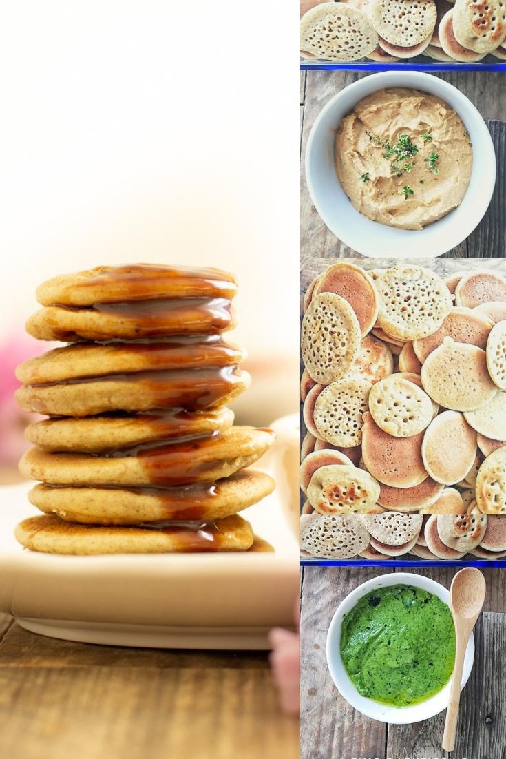 come preparare i pancakes senza glutine