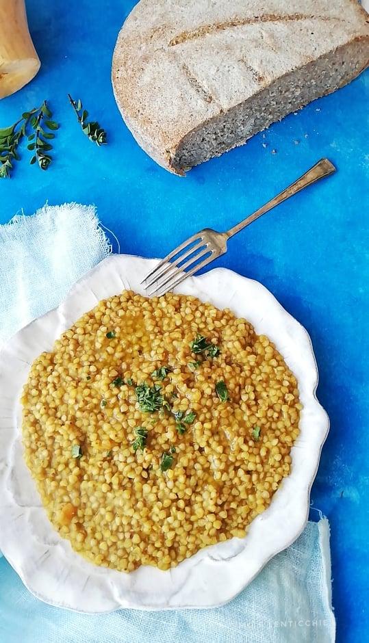 come risottare il grano saraceno 2