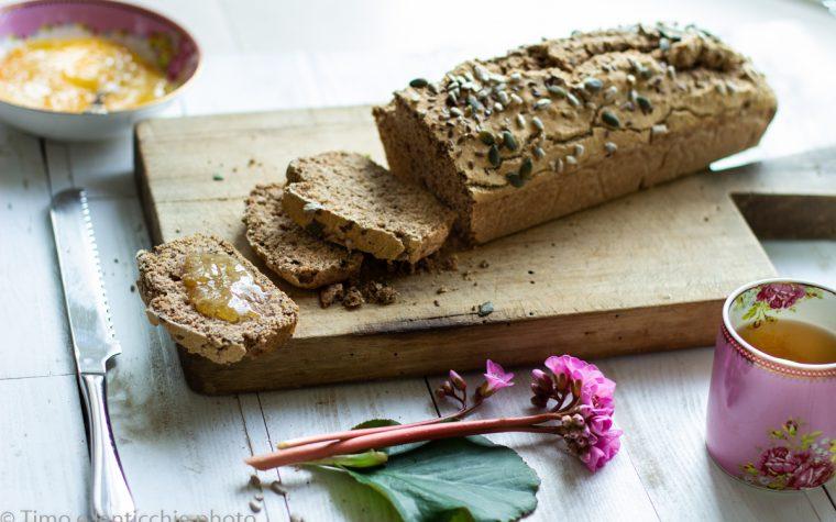 Pane senza glutine veloce