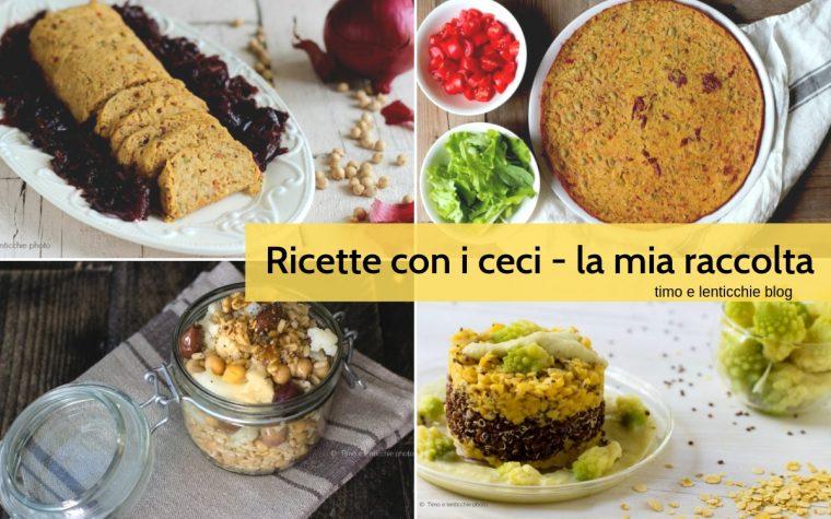 Ricette con i ceci semplici appetitose – raccolta