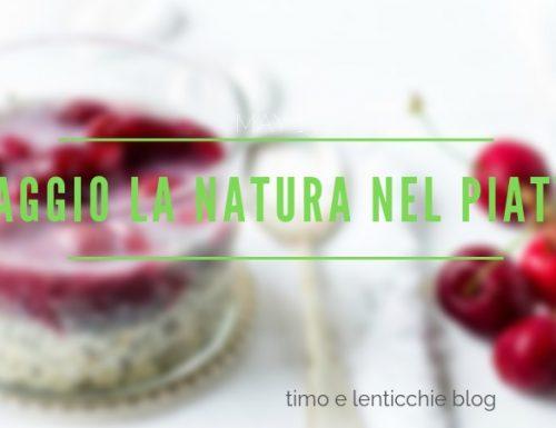 Maggio la natura nel piatto