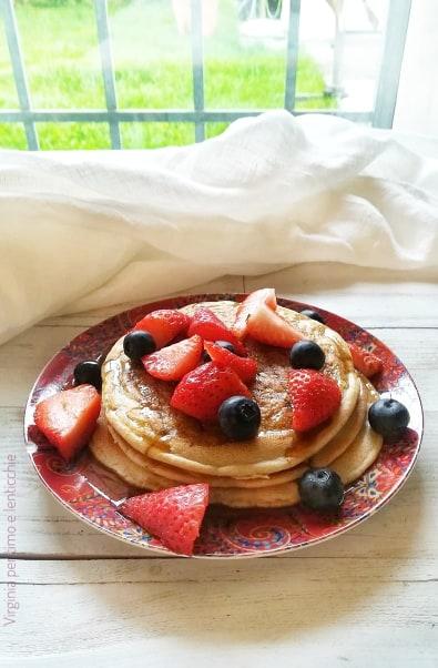 Pancakes golosi e semplici
