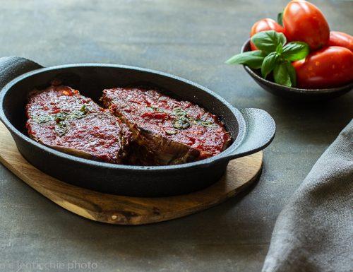 Melanzane al forno alla greca – Eggplant in the oven