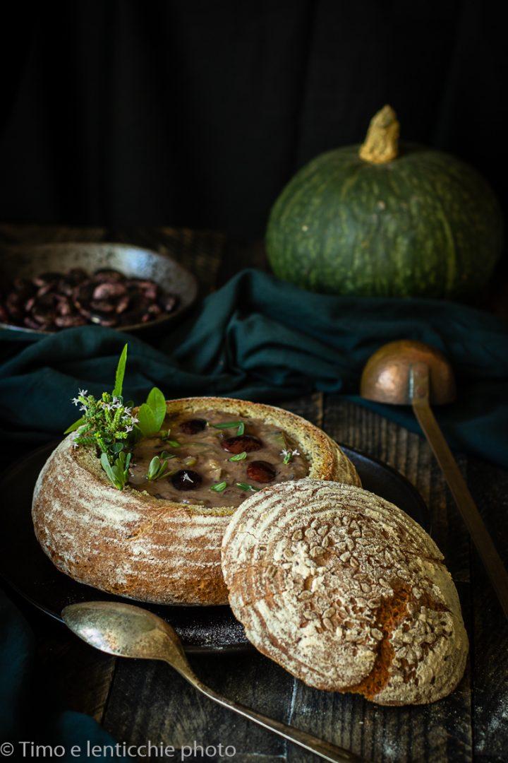 Zuppa-veneta-nel-pane