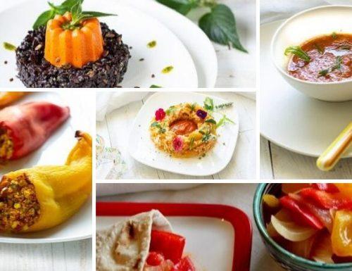 Ricette con i peperoni – raccolta