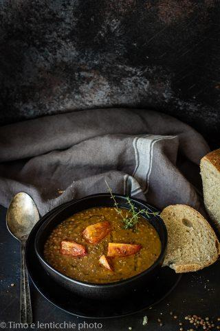 Zuppa di lenticchie di Spello 1