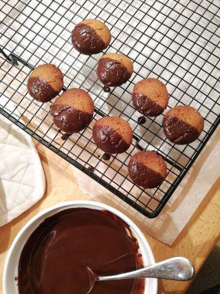 Biscotti al burro di cacao2
