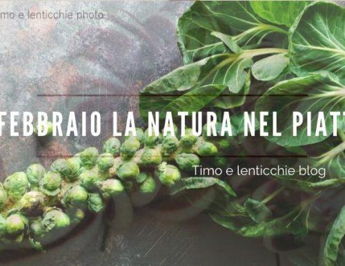 Febbraio la natura nel piatto