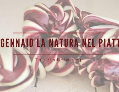 Gennaio la natura nel piatto