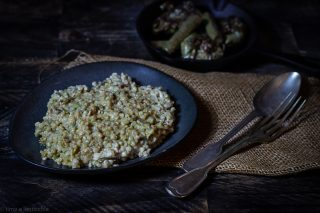 grano saraceno ai carciofi 1