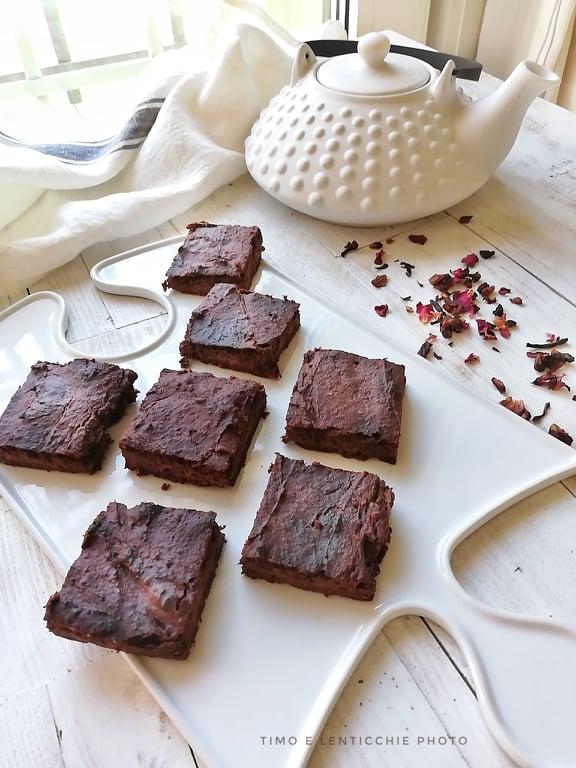 Brownie di Berrino