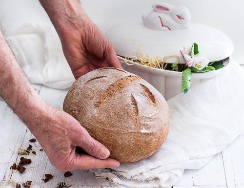 Pane di Pasqua dell' Alto Adige Fochaz