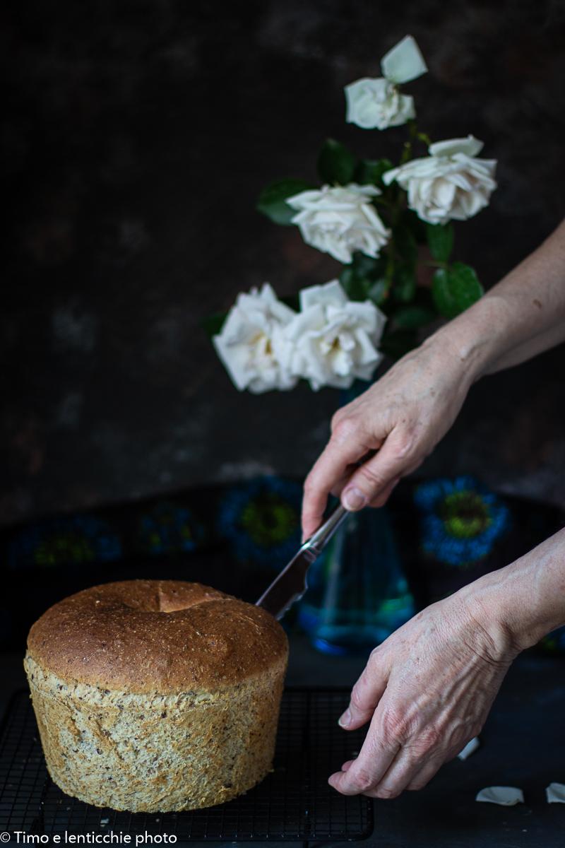 muffin alle ciliegie light 4