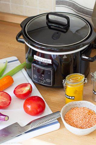ingredienti zuppa crock pot