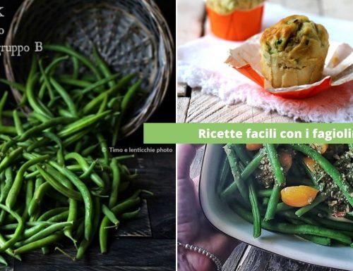 Ricette facili con i fagiolini