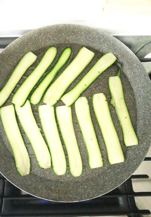 zucchine grigiate