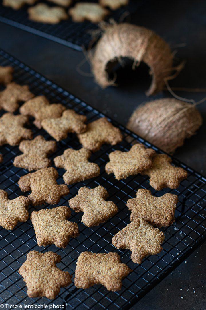 foto Biscotti con okara di cocco