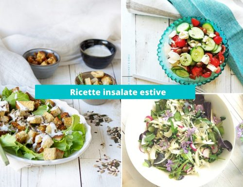 10 ricette insalate estive