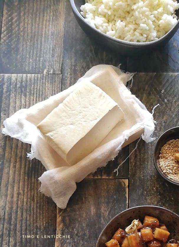 Che cos'è il tofu e come si prepara