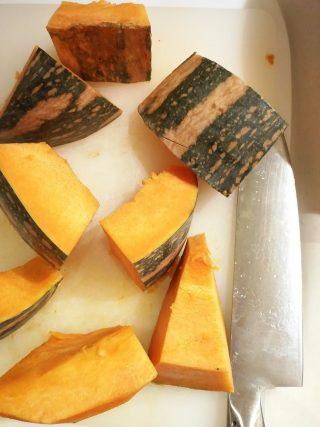 vellutata zucca e cocco
