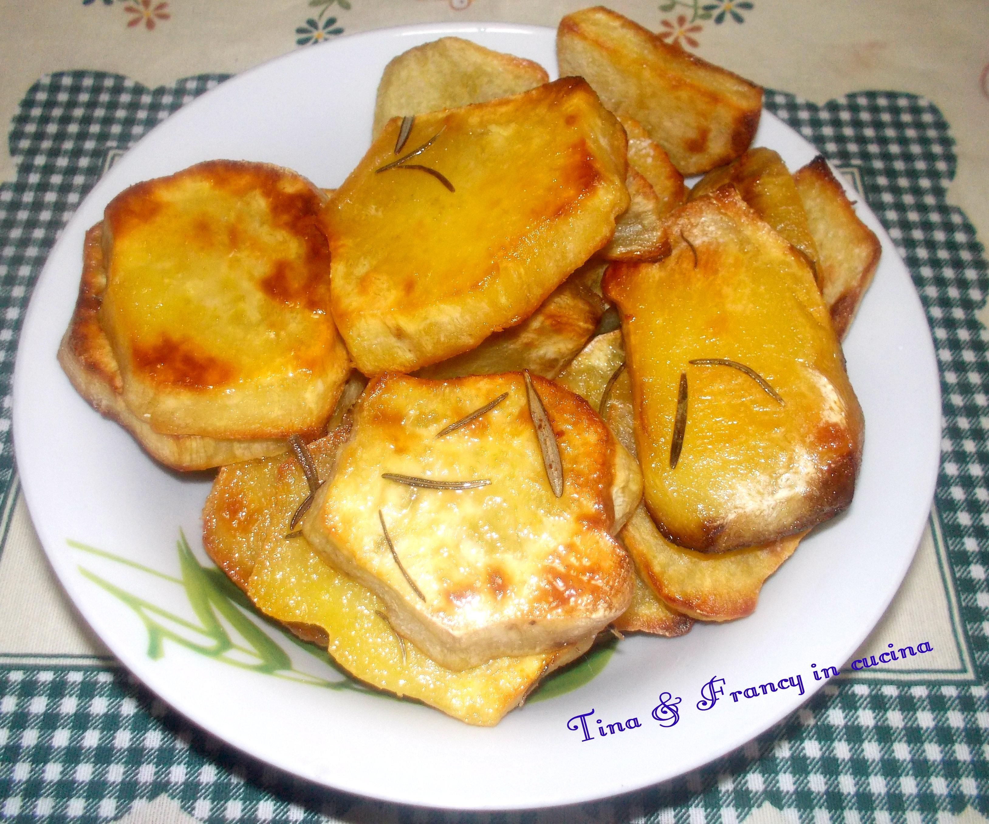 ricerca ricette con patate americane al forno