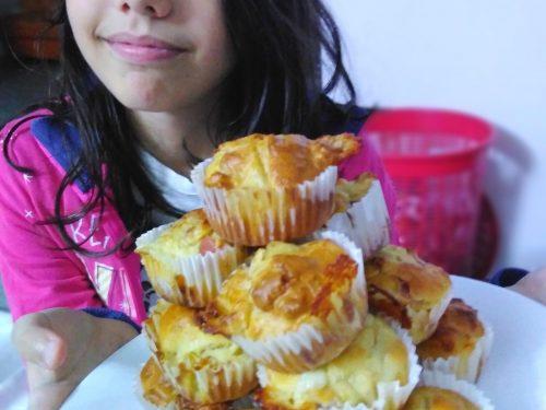 Muffins salati speck e scamorza 👩🍳