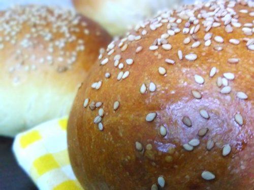 Burger buns (panini per hamburger)