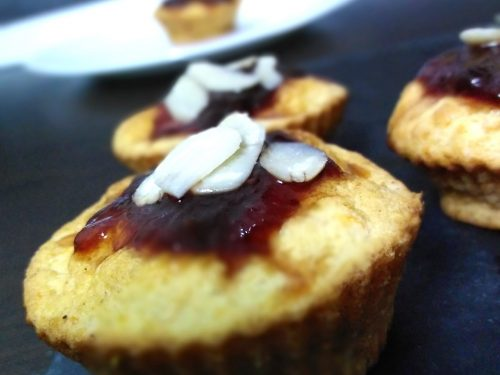 Cupcakes proteici alle carote senza glutine 🥕