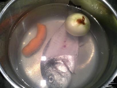 Fumetto di pesce facile