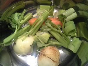 ingredienti brodo vegetale