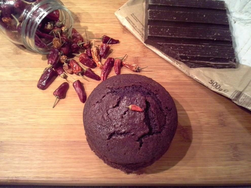 Torta al cioccolato al peperoncino – Companion