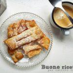 Frappe fritte, un classico del carnevale