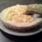 Cheesecake al cioccolato bianco – Companion