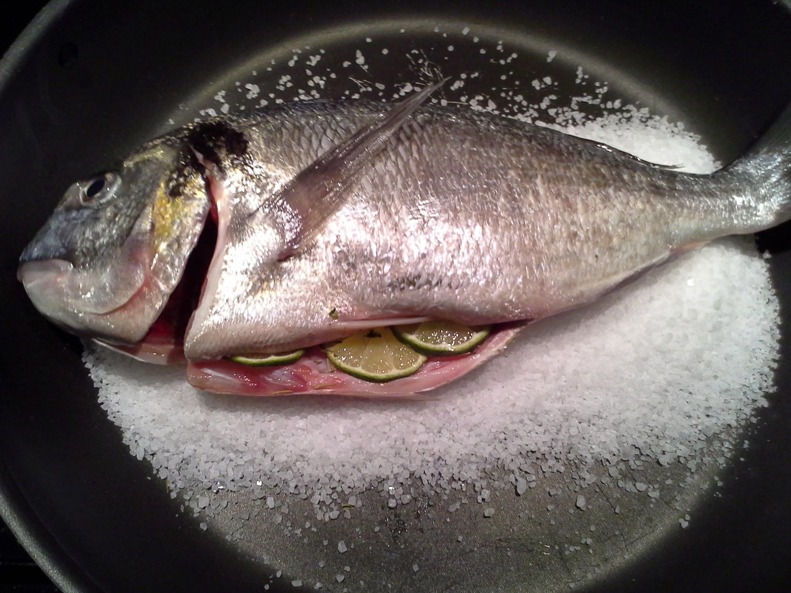 Secondi piatti di pesce per Natale