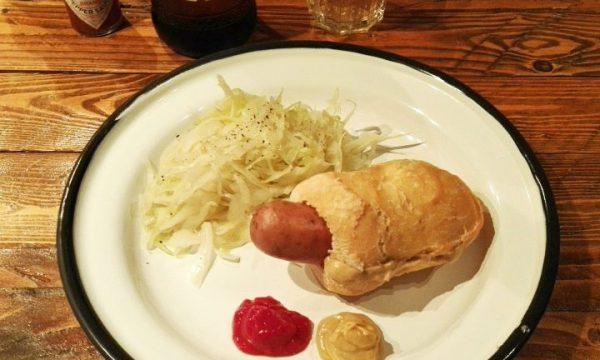 Hot dog viennese