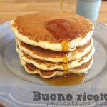 Pancakes americani, ricetta facile