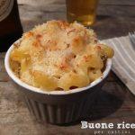 Pasta al forno – mac and cheese