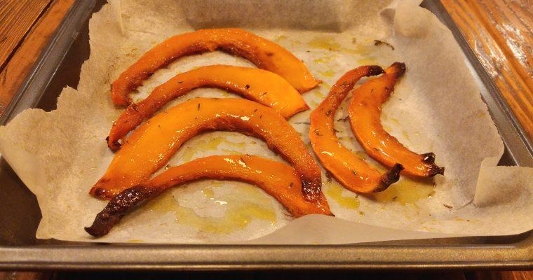 Zucca al forno, consigli e trucchi