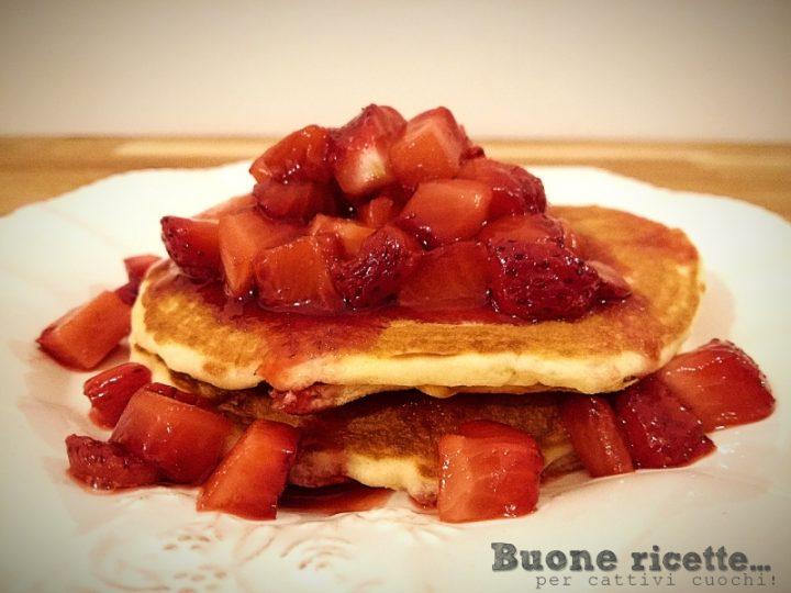 pancake ricetta e trucchi