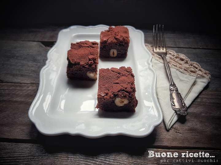 brownie americani