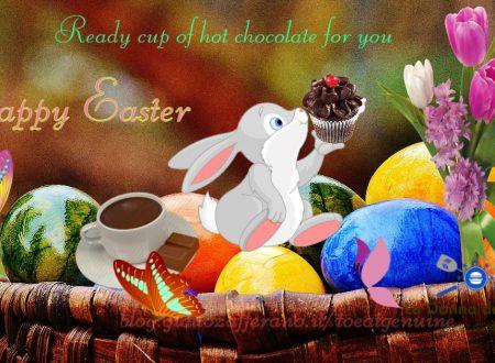 Today It's Easter * Oggi è Pasqua * breakfast time