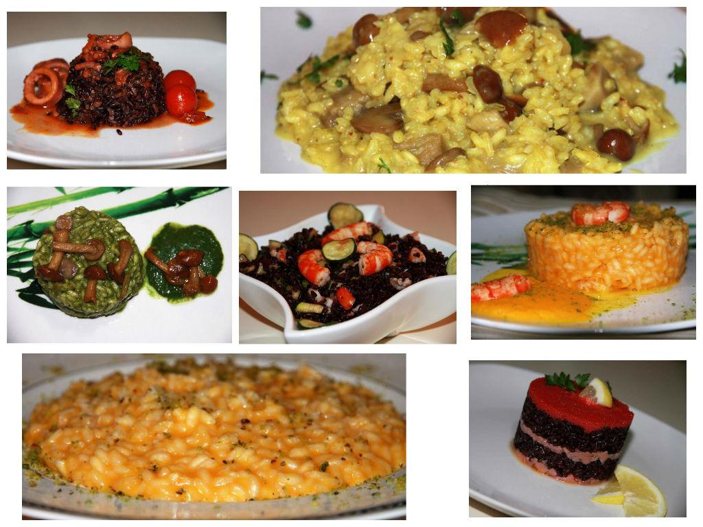 Scarica gratis il PDF di tutte le mie ricette di risotti e riso venere !