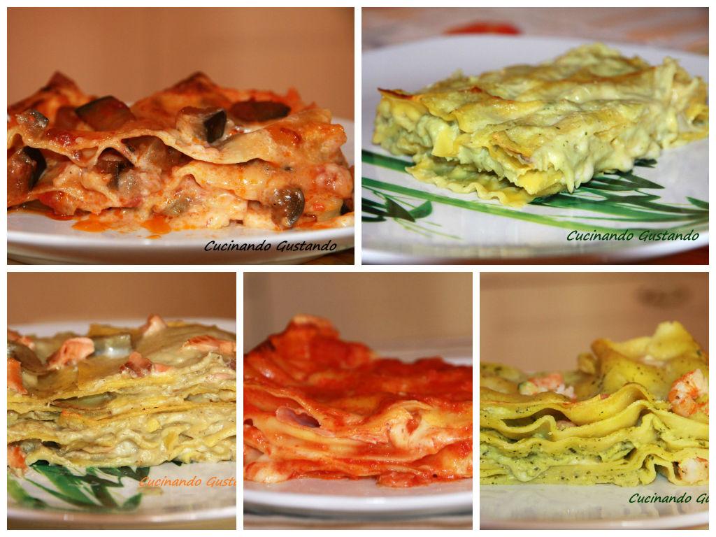 tante idee per le lasagne!