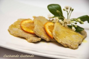 scaloppine all'aranica