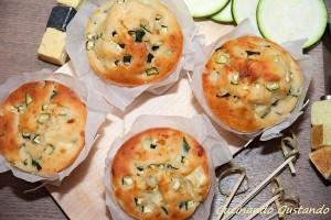 muffin zucchine