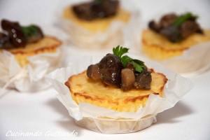 sformatino patate funghi