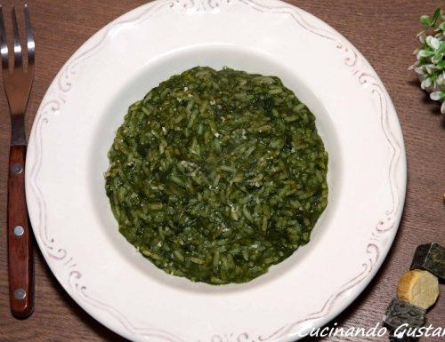 Risotto spinaci philadelphia