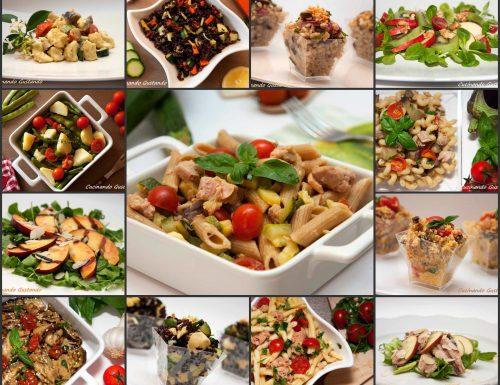 Insalate estive ricette buonissime gustose e veloci