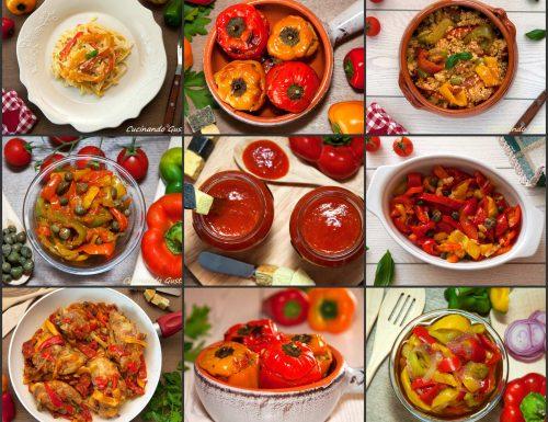 10 ricette estive con peperoni